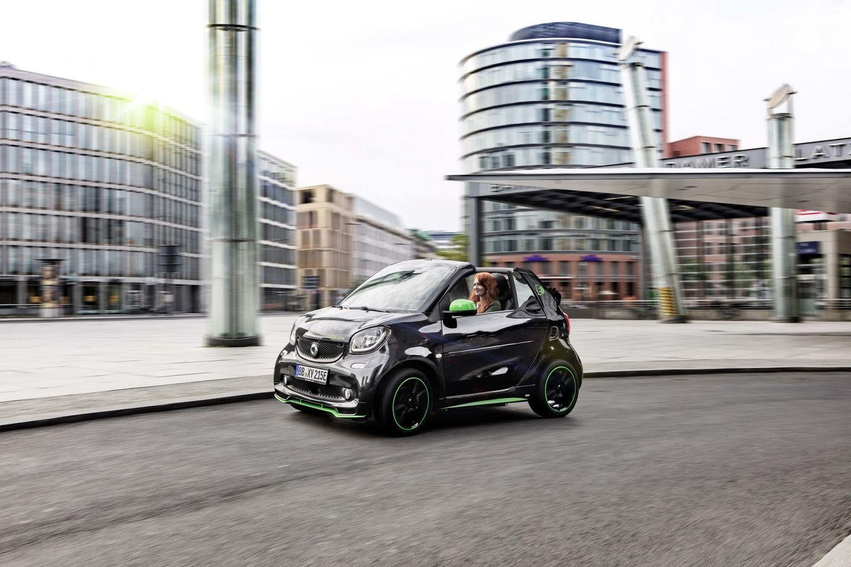 Smart Electric Drive 2017: La nueva gama eléctrica de Smart 32