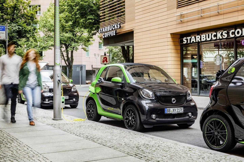 Smart Electric Drive 2017: La nueva gama eléctrica de Smart 34
