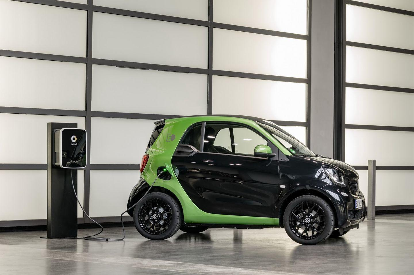 Smart Electric Drive 2017: La nueva gama eléctrica de Smart 36