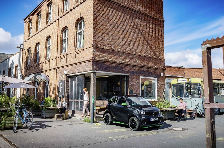 Smart Electric Drive 2017: La nueva gama eléctrica de Smart 37