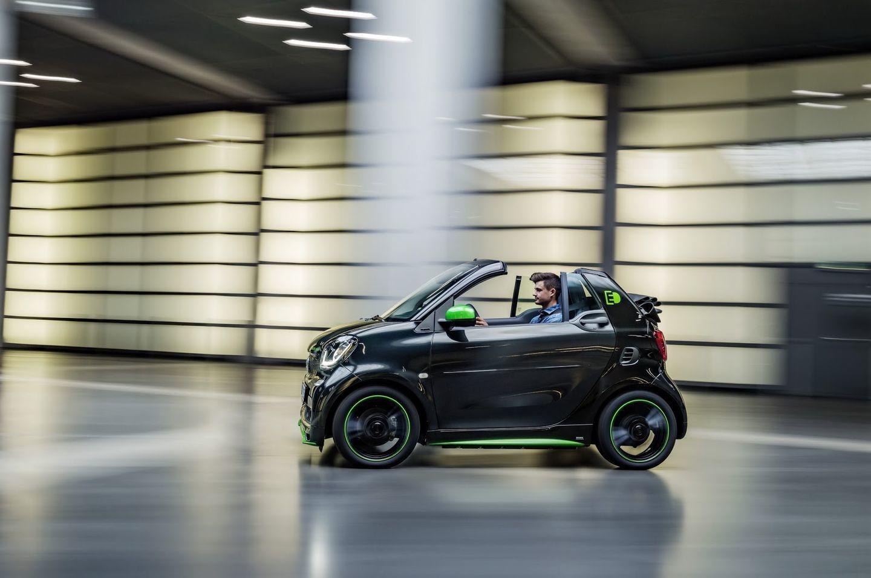 Smart Electric Drive 2017: La nueva gama eléctrica de Smart 39