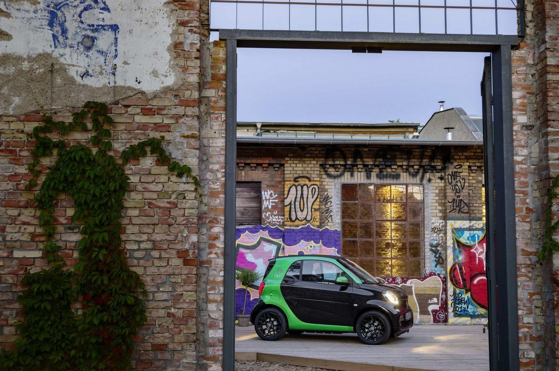 Smart Electric Drive 2017: La nueva gama eléctrica de Smart 43