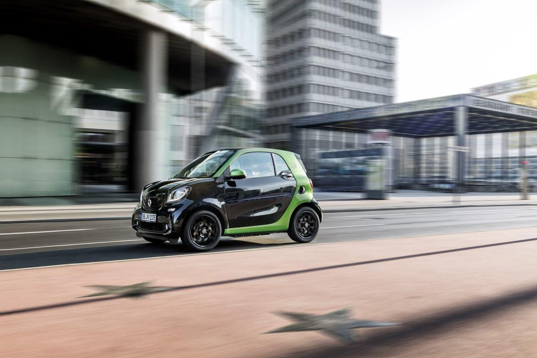 Smart Electric Drive 2017: La nueva gama eléctrica de Smart 44