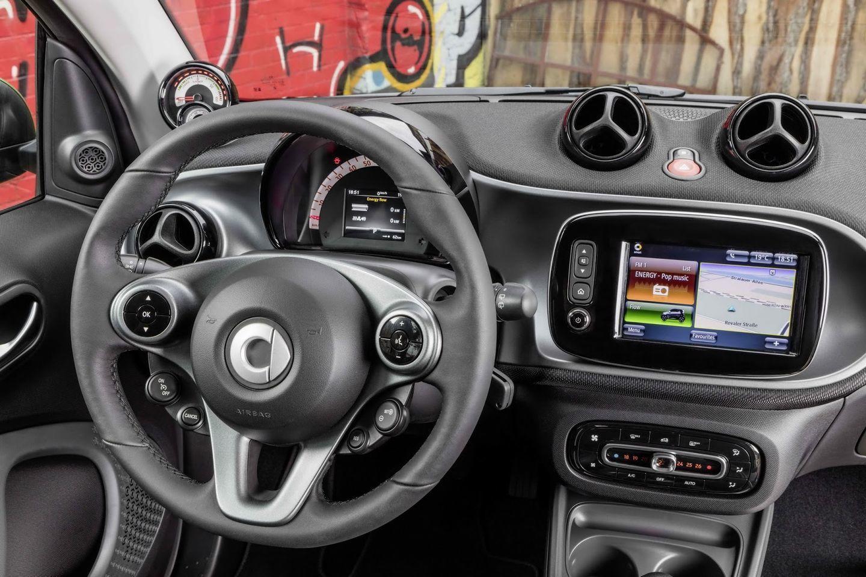 Smart Electric Drive 2017: La nueva gama eléctrica de Smart 49
