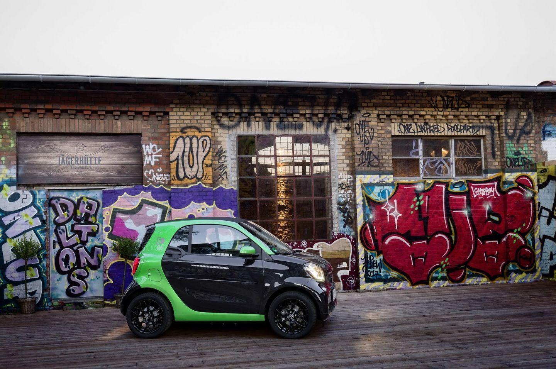 Smart Electric Drive 2017: La nueva gama eléctrica de Smart 60