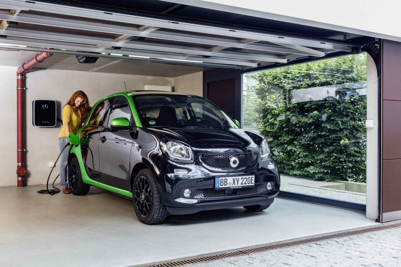Smart Electric Drive 2017: La nueva gama eléctrica de Smart 64