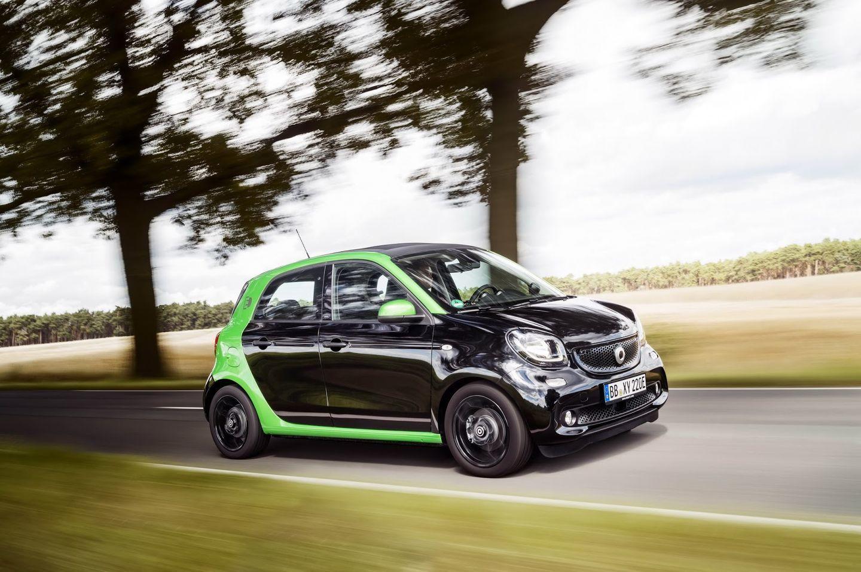 Smart Electric Drive 2017: La nueva gama eléctrica de Smart 68