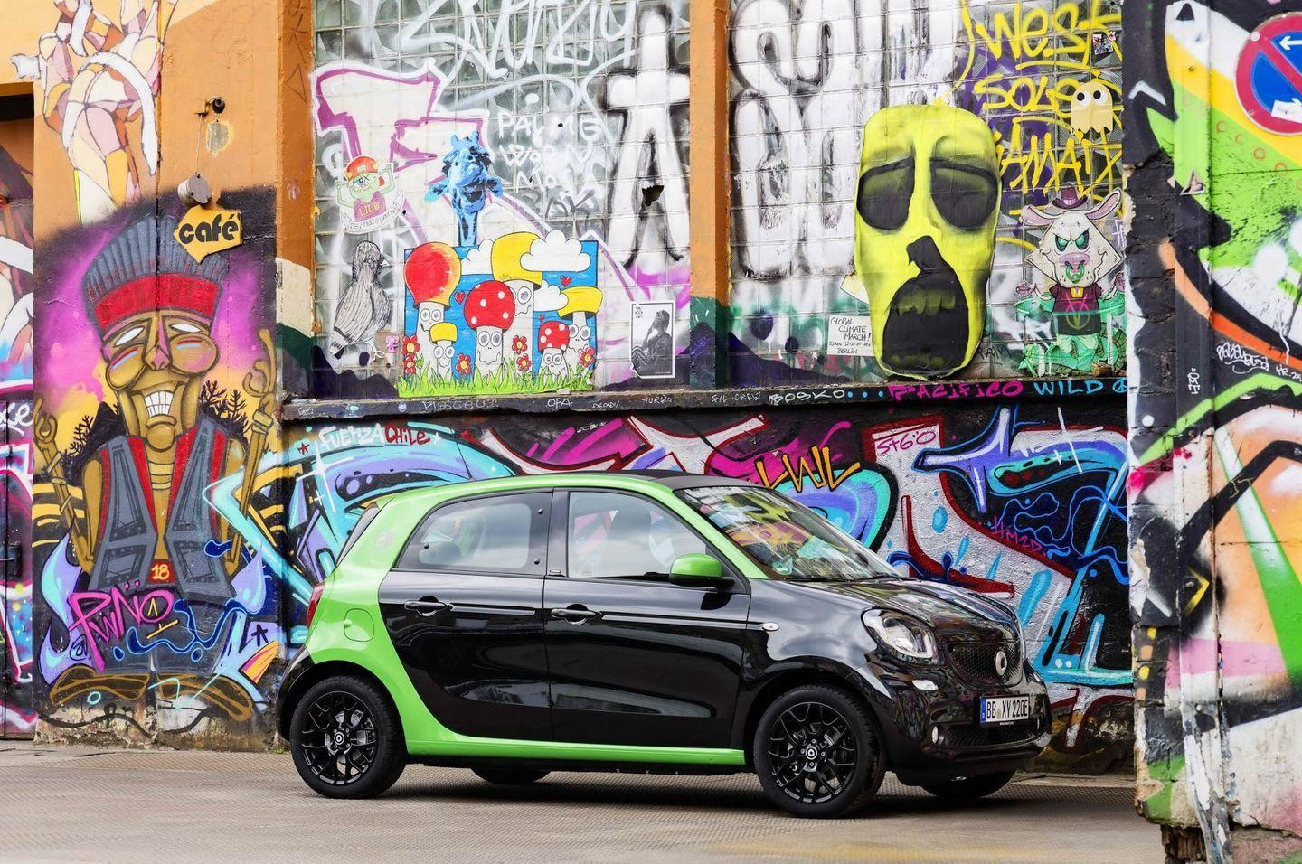 Smart Electric Drive 2017: La nueva gama eléctrica de Smart 69