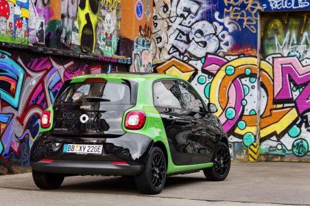 Smart Electric Drive 2017: La nueva gama eléctrica de Smart