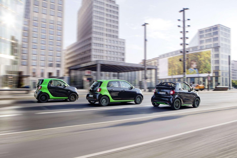 Smart Electric Drive 2017: La nueva gama eléctrica de Smart 76