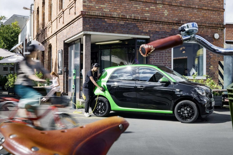 Smart Electric Drive 2017: La nueva gama eléctrica de Smart 78