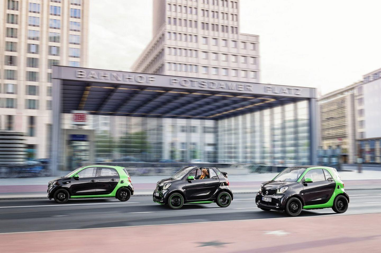 Smart Electric Drive 2017: La nueva gama eléctrica de Smart 79