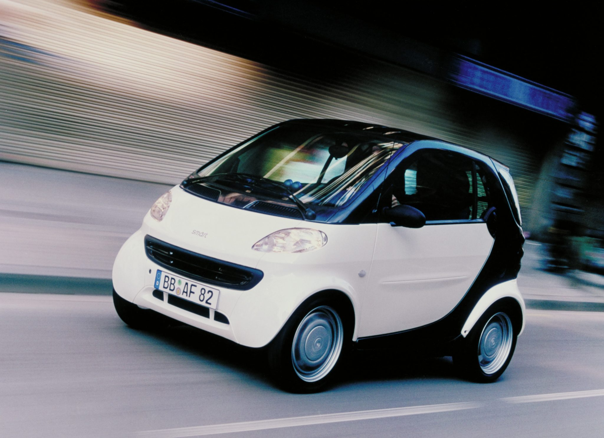 smart fortwo coupŽ, 2001, erste Generation
