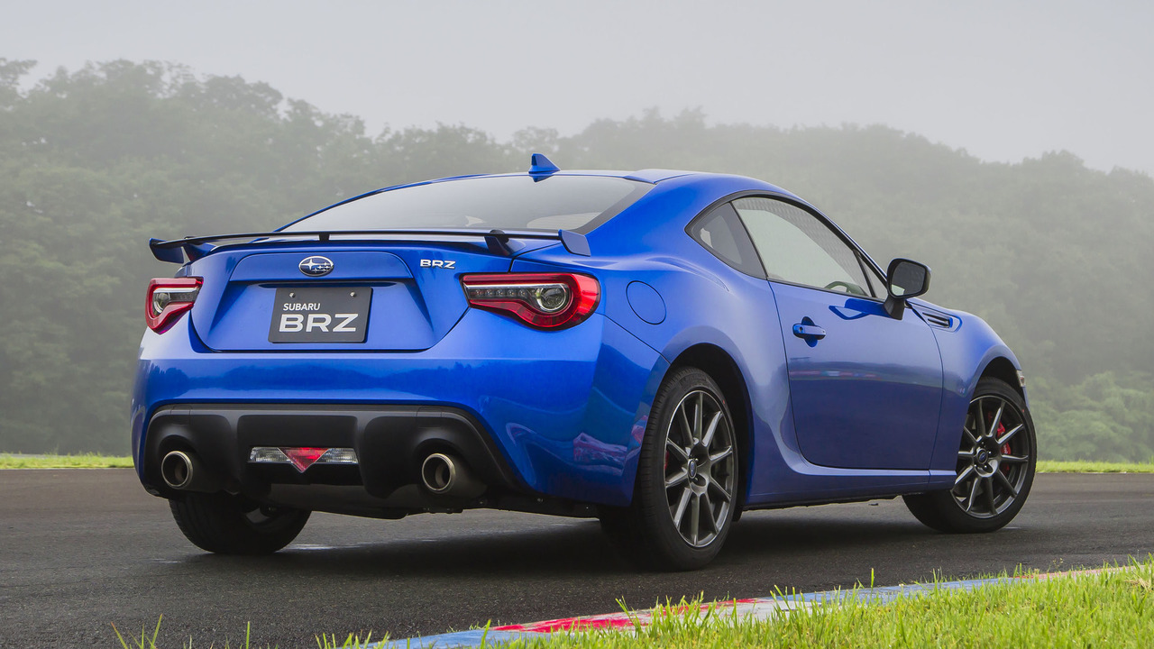 Subaru deja el reemplazo del BRZ en el aire 2
