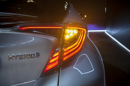 Toyota C-HR Launch Edition: 200 unidades para su lanzamiento