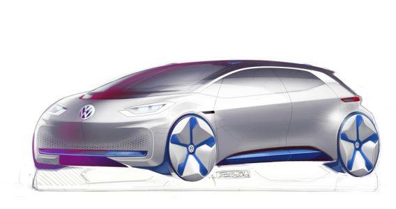 Volkswagen I.D. Concept: El futuro tras los motores TDI