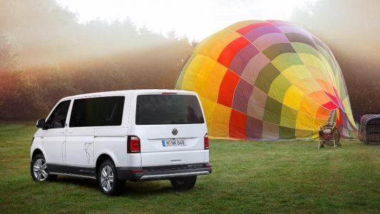 Volkswagen Multivan PanAmericana: Para las escapadas fuera del asfalto