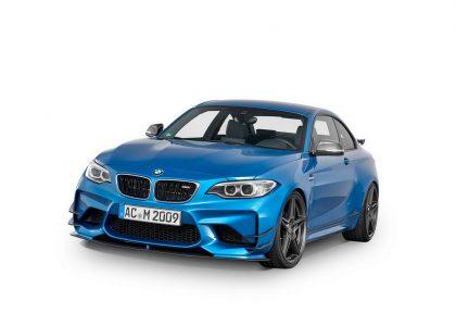 BMW M2 Coupé AC Schnitzer: 420 CV para hacerlo un juguete aún más interesante