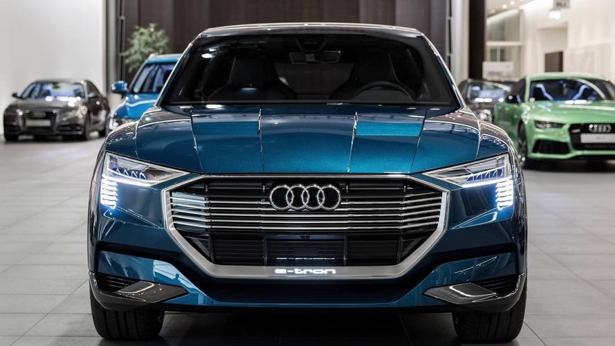 El Audi E-Tron será el primer SUV eléctrico de la marca, y lo veremos en 2017 1