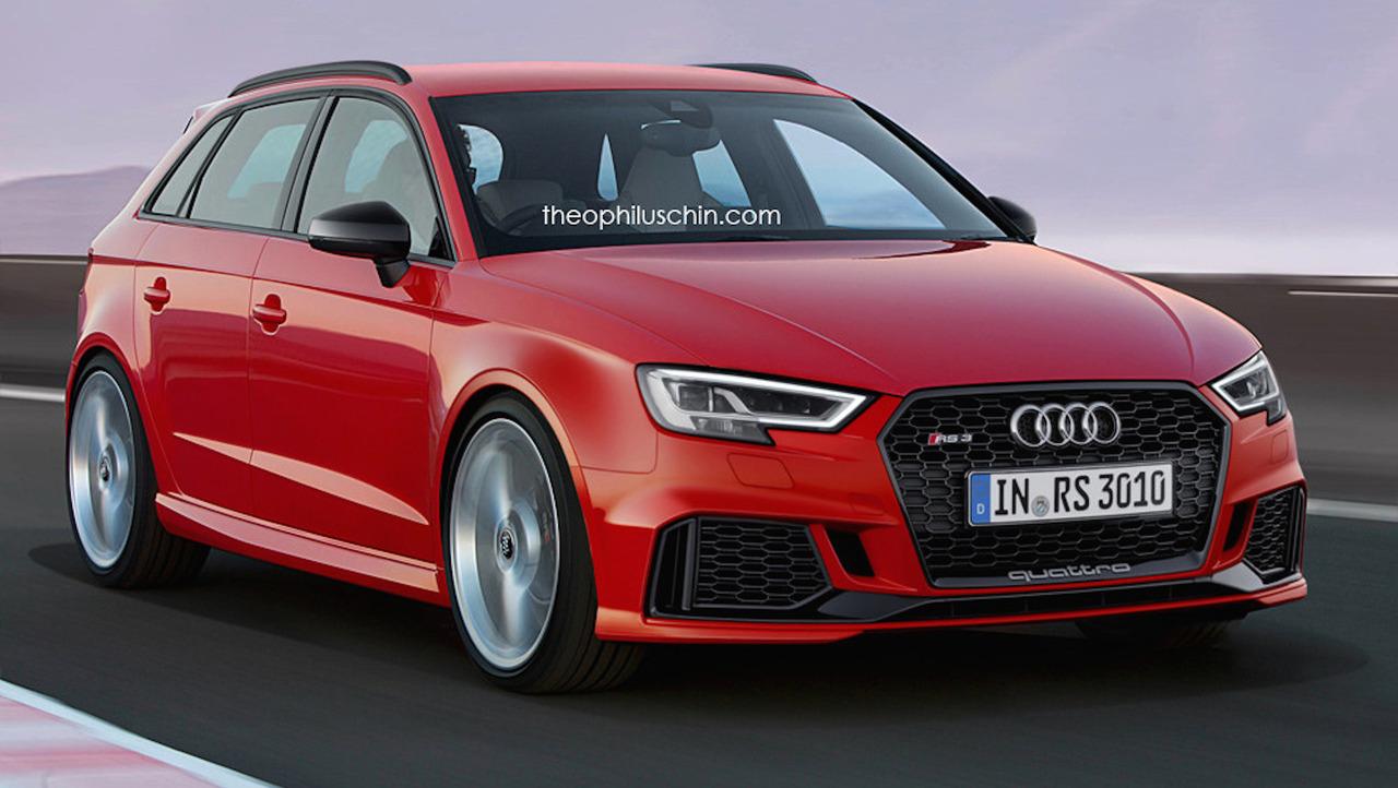 Audi RS3 Sportback 400 CV
