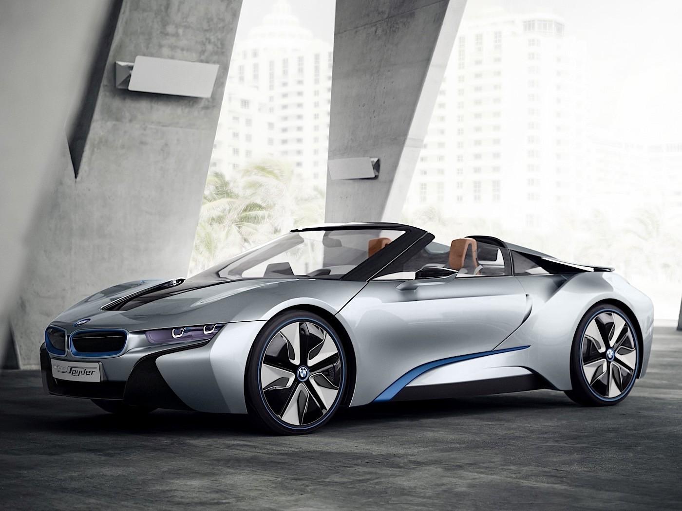 El BMW i8 Roadster continúa de camino, podríamos verlo este otoño