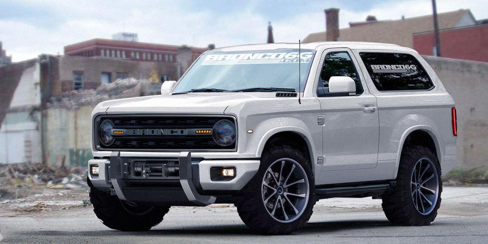 El Ford Bronco volverá al mercado, ¿llegará a Europa? 1
