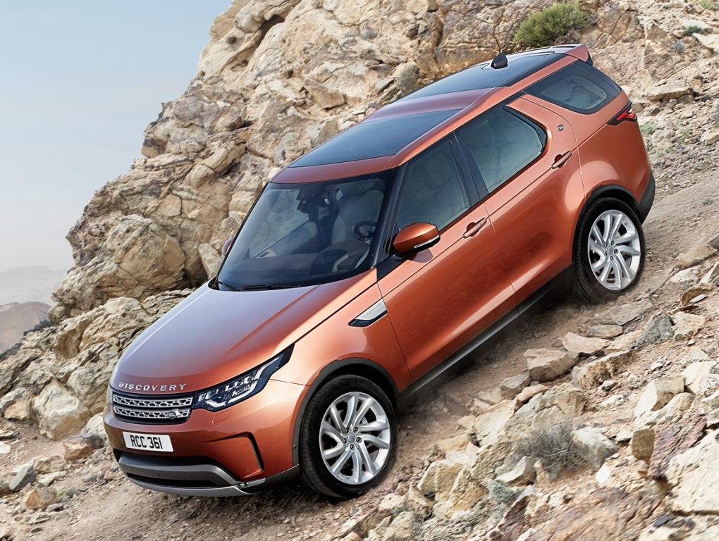 El Land Rover Discovery 2017 arranca en 56.150 euros: Un precio bastante bastante elevado 2