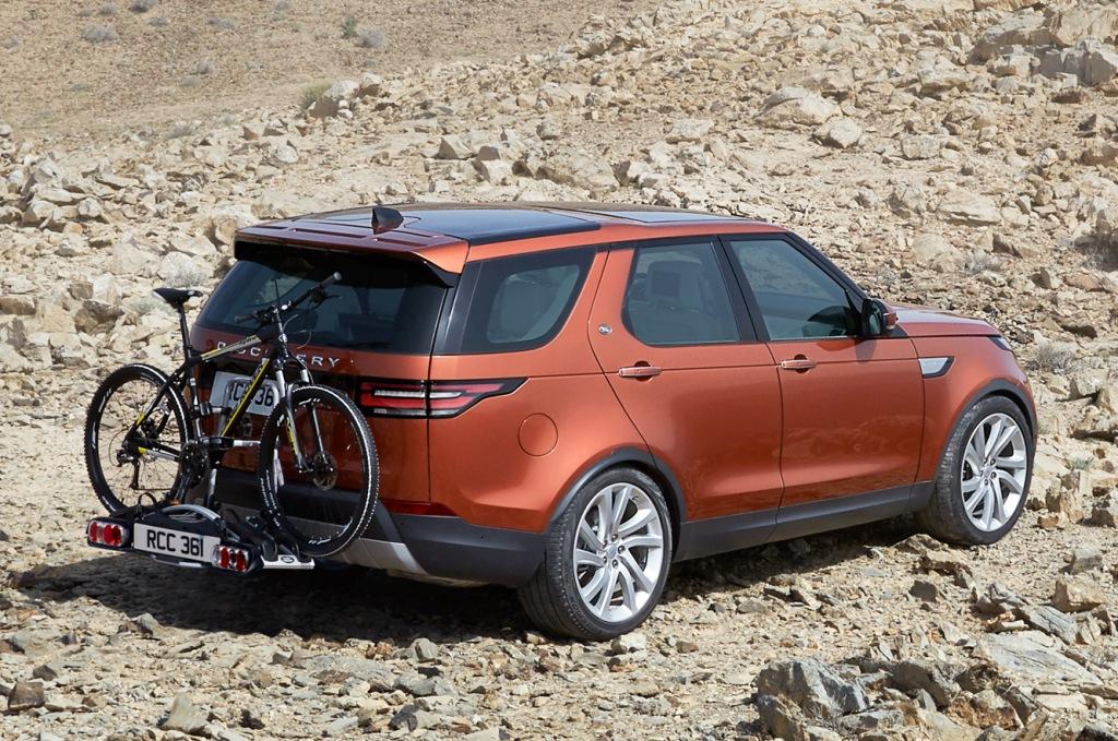 El Land Rover Discovery 2017 arranca en 56.150 euros: Un precio bastante bastante elevado 3