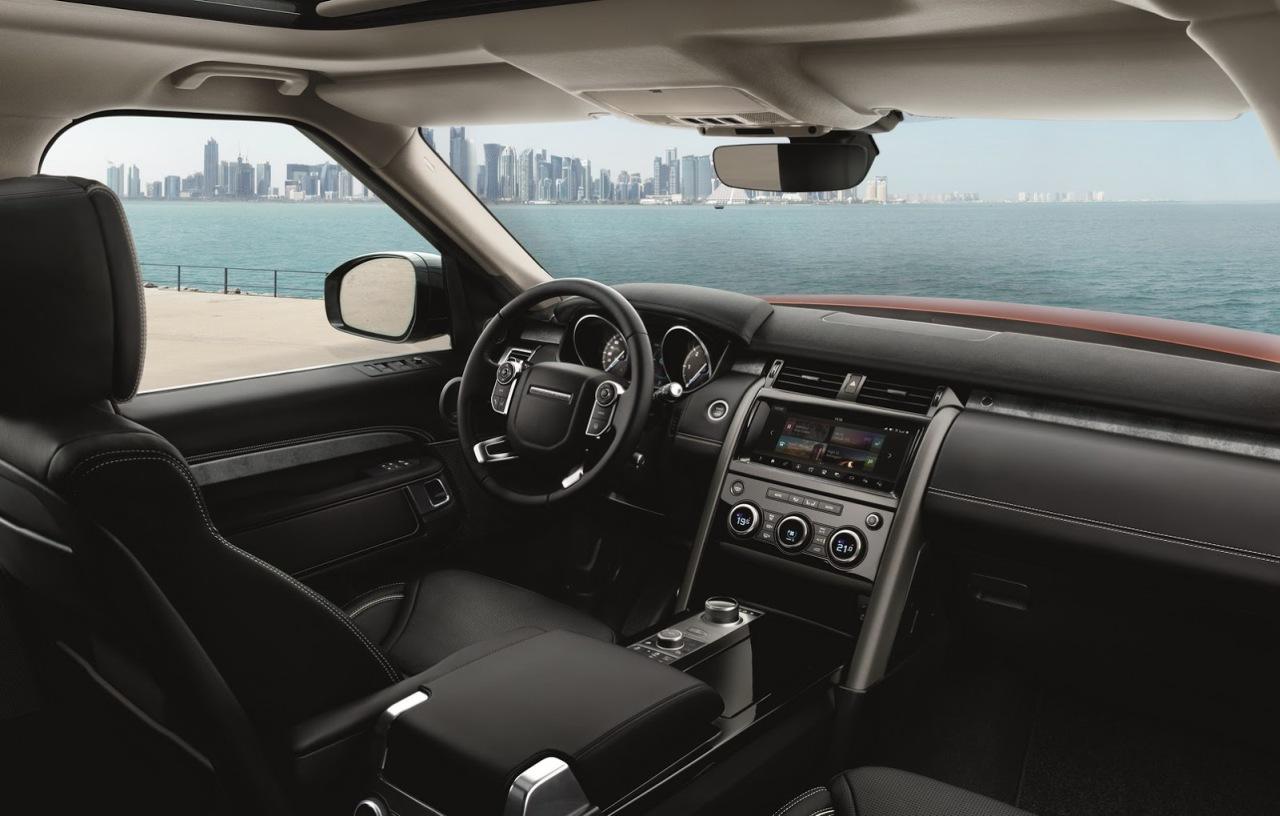 El Land Rover Discovery 2017 arranca en 56.150 euros: Un precio bastante bastante elevado 4