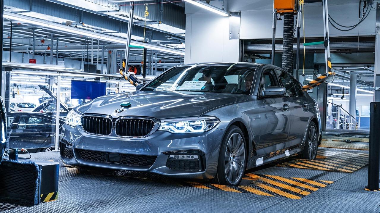 """El próximo BMW M5 podría contar con """"modo Drift"""", para los más puristas"""