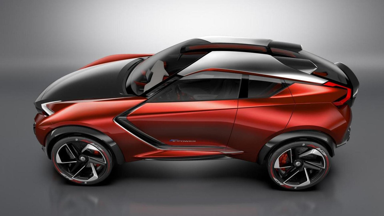 El sucesor del Nissan 370Z será un crossover 1
