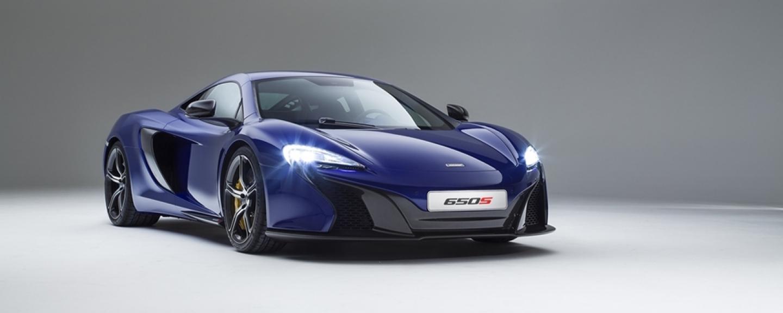 El McLaren 720S debutará en Ginebra con nuevo motor V8