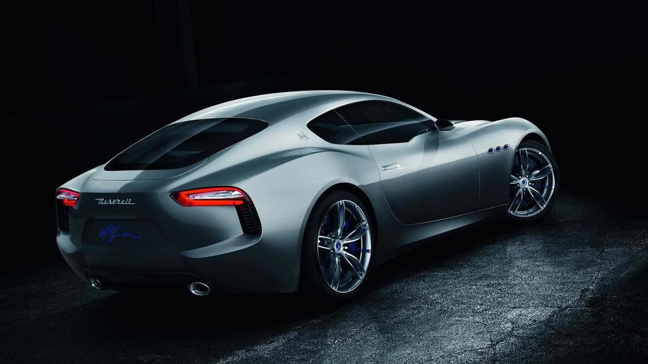 Maserati ya trabaja en un modelo 100% eléctrico, pero no será lo que esperas 2