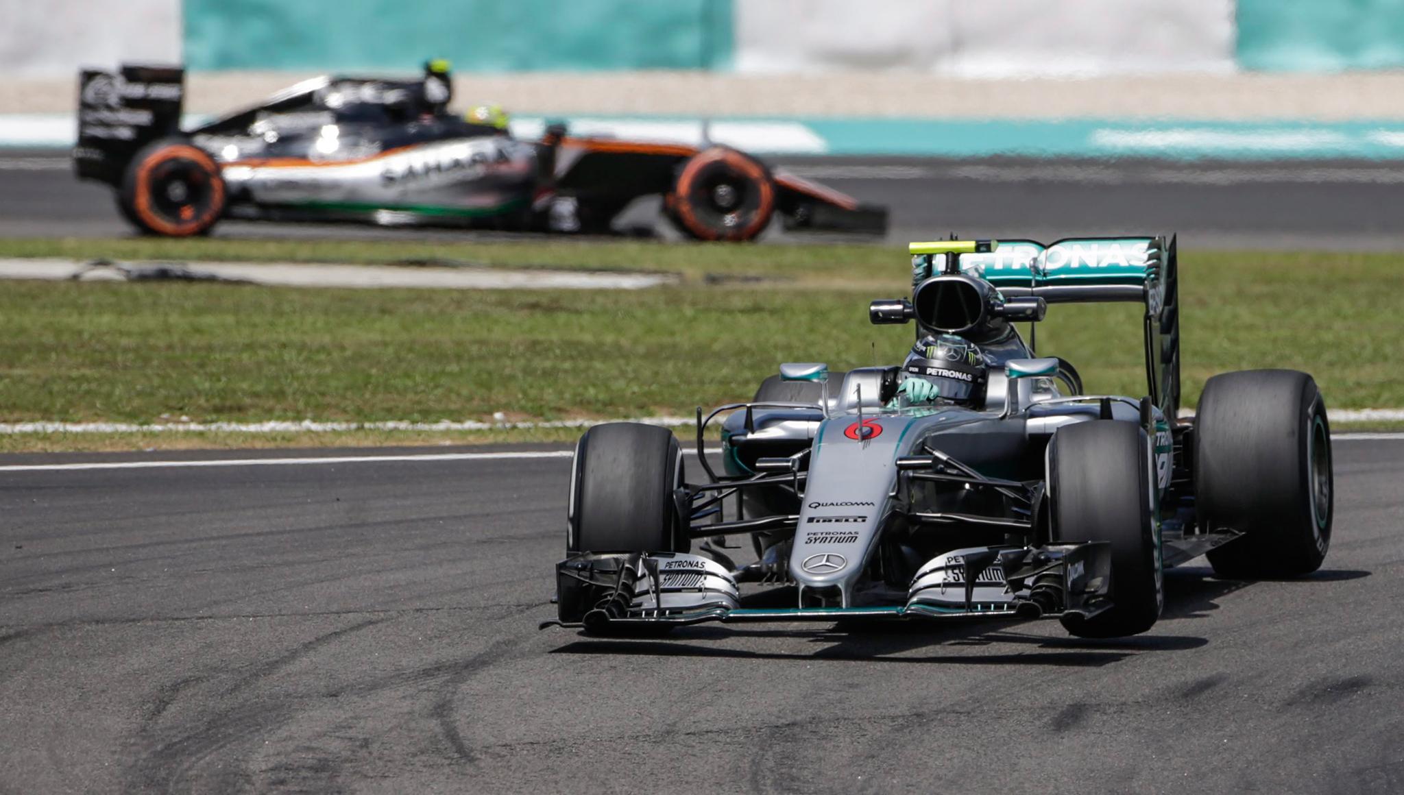 Oficial: el superdeportivo de Mercedes-Benz montará motor de Fórmula 1 1