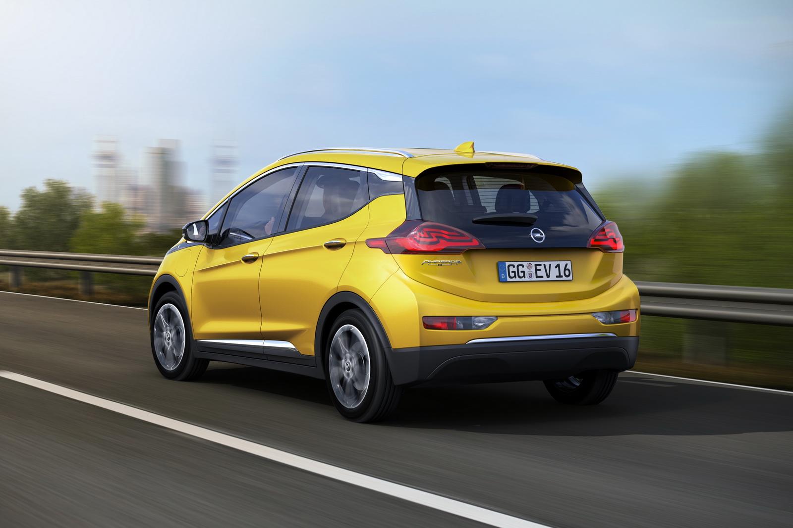 Opel Ampera-e: Con más de 500 kilómetros de autonomía, a Tesla se le complica el escenario 2
