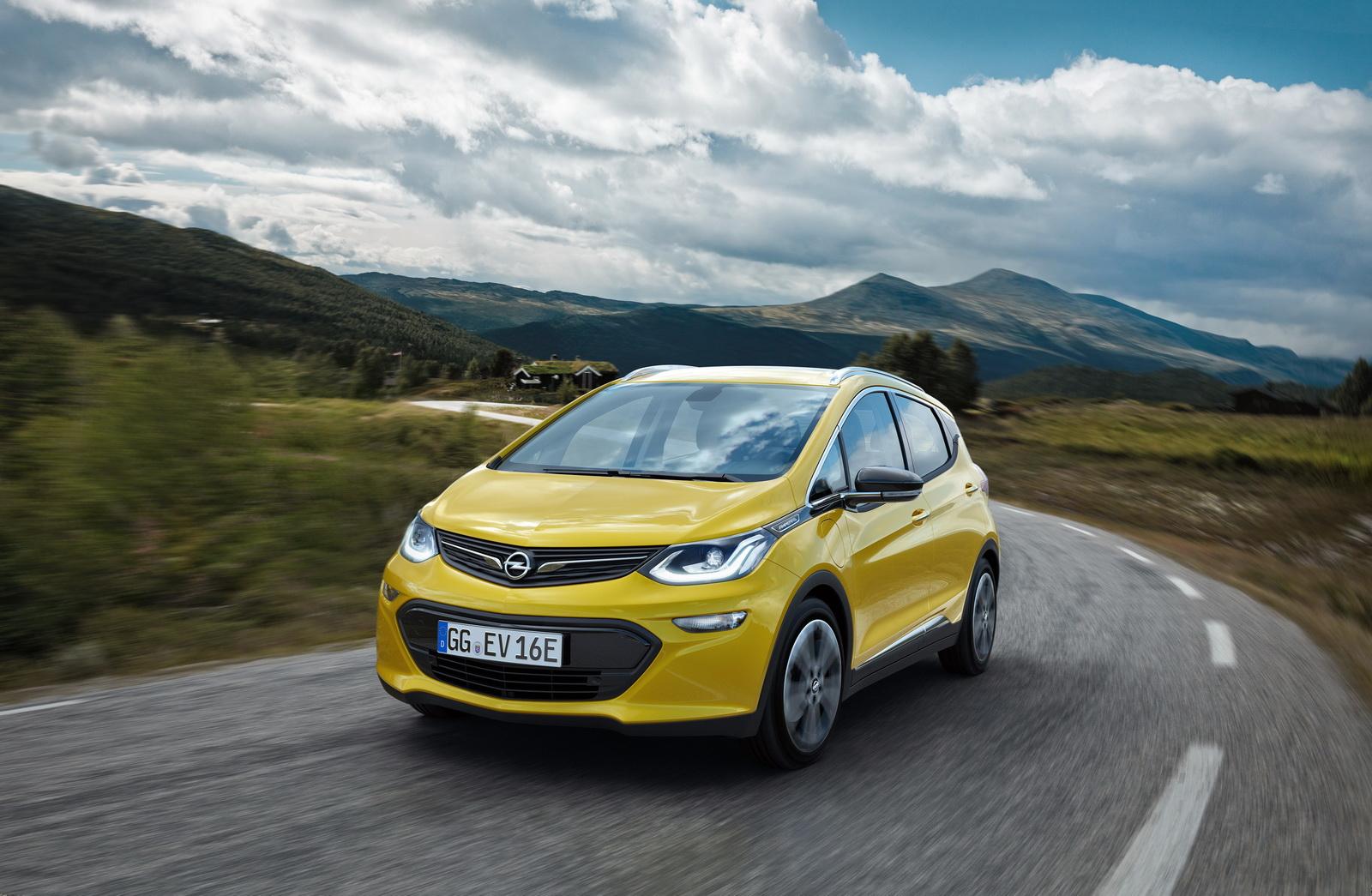 Opel Ampera-e: Con más de 500 kilómetros de autonomía, a Tesla se le complica el escenario 3
