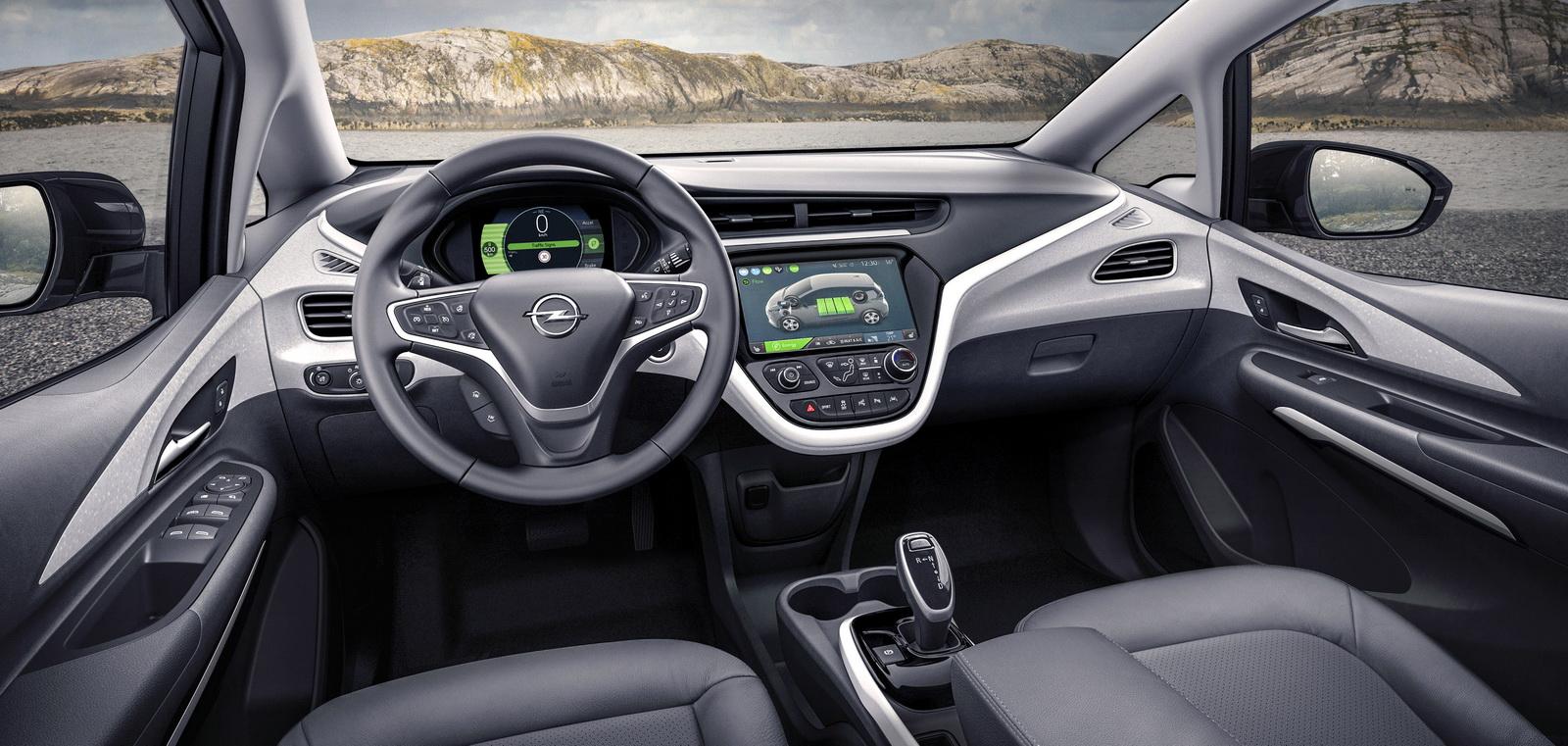 Opel Ampera-e: Con más de 500 kilómetros de autonomía, a Tesla se le complica el escenario 4
