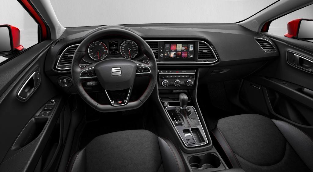 SEAT León 2017: Ahora con el 1.6 TDI de 115 CV y estética renovada 4