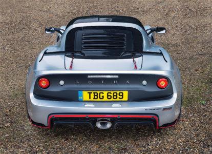 Así es el Lotus Exige más rápido de calle: Sport 380, con fibra de carbono por doquier