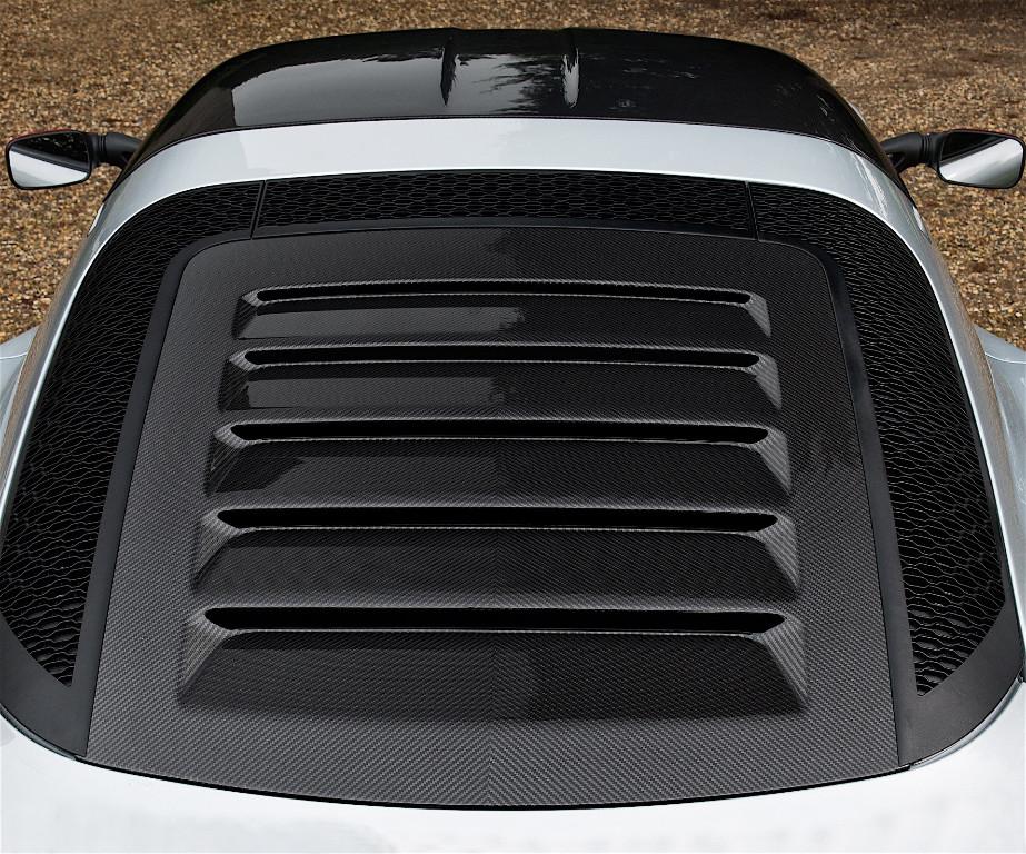 Así es el Lotus Exige más rápido de calle: Sport 380, con fibra de carbono por doquier 5