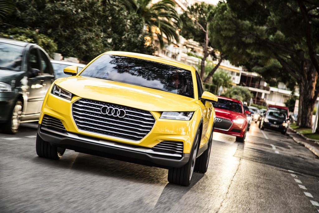 """El Audi Q4 llegará en menos de dos años, será más que un """"Q3 Coupé"""""""