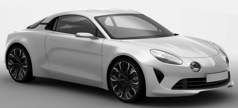 El Alpine A120 llegará el próximo año 2017 y lo hará en diferentes versiones 2
