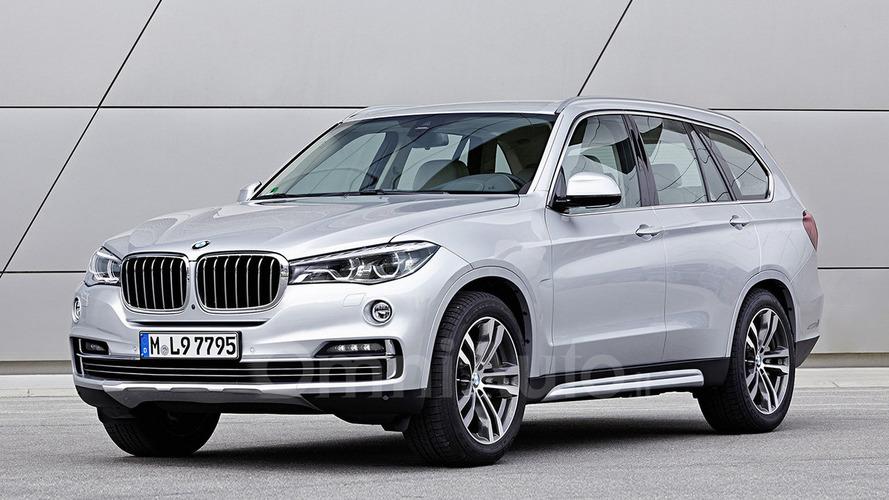 BMW acerca el motor V12 al nuevo X7, lo veremos el año que viene
