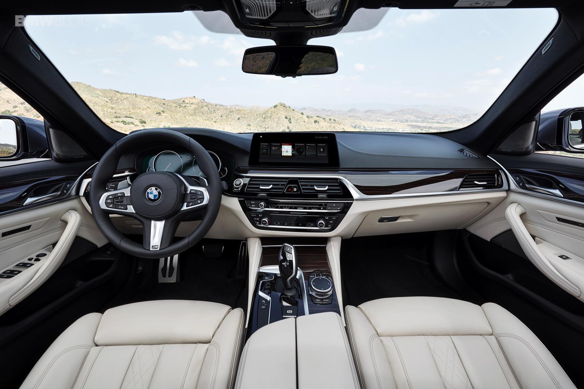El nuevo BMW Serie 5 2017 llega a España: Tendrás que desembolsar mínimo 49.400 euros por él 2