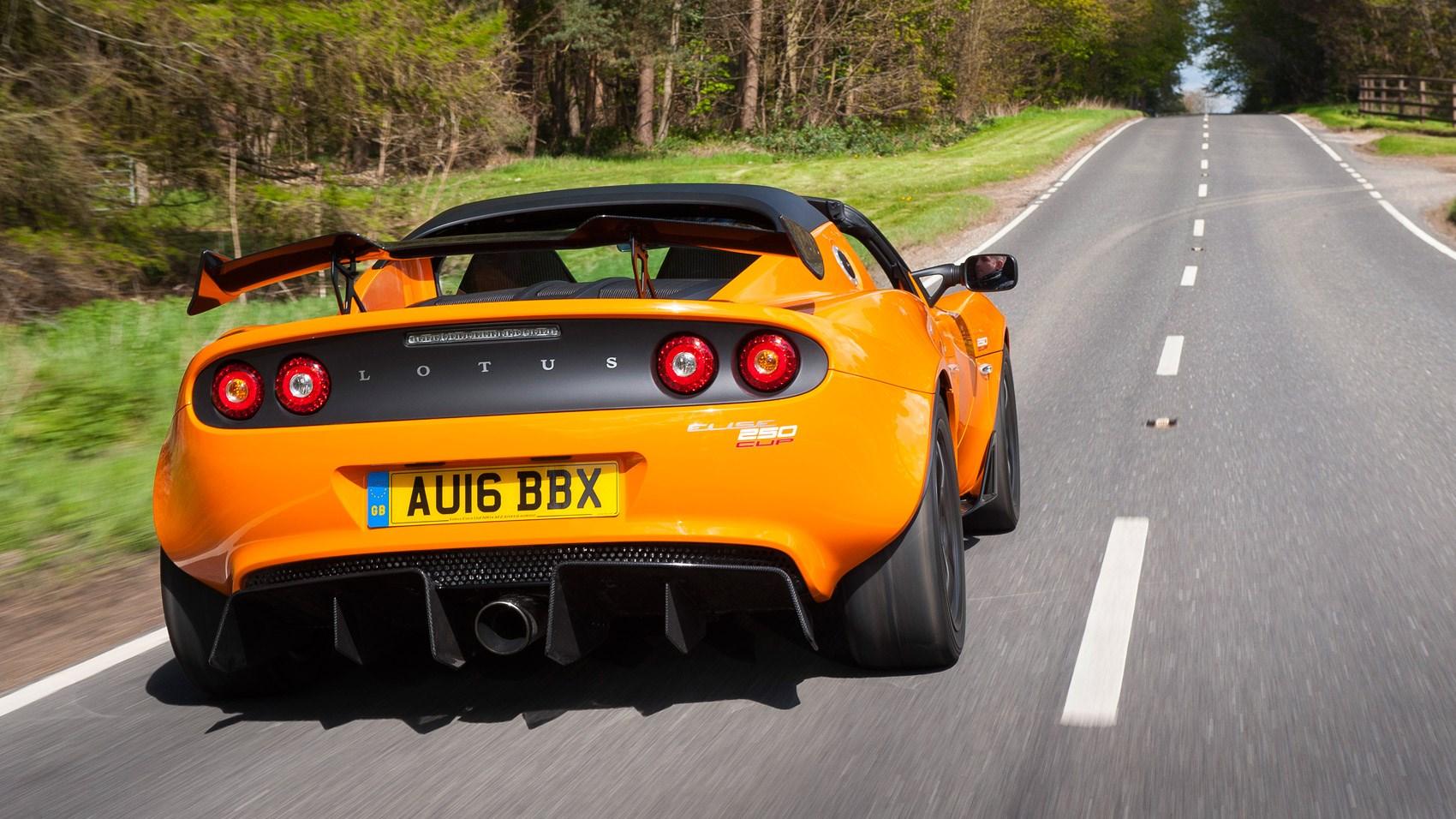 El nuevo Lotus Elise llegará en el año 2020: Seguirá manteniéndose por debajo de los 1000 kilogramos 2