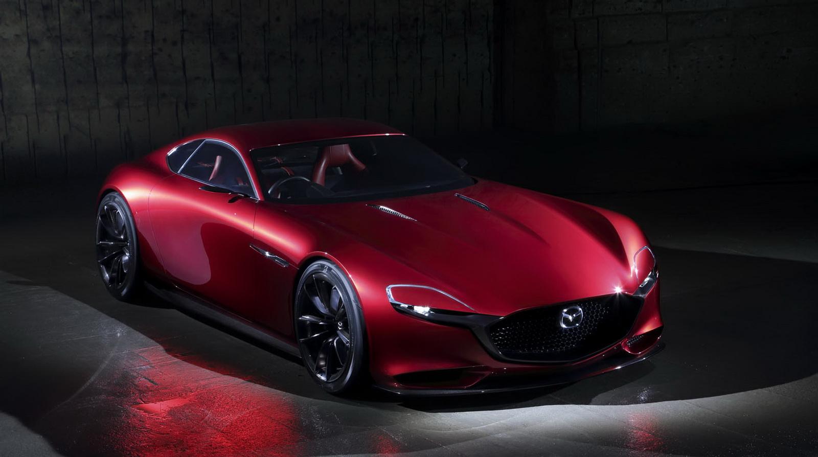 El Mazda RX-9 sigue adelante y con motor rotativo