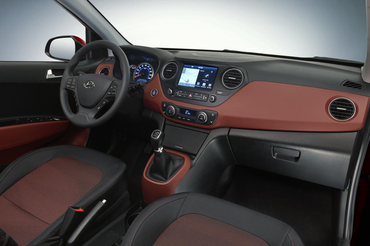 El renovado Hyundai i10 ya está disponible a partir de 12.315 euros 2