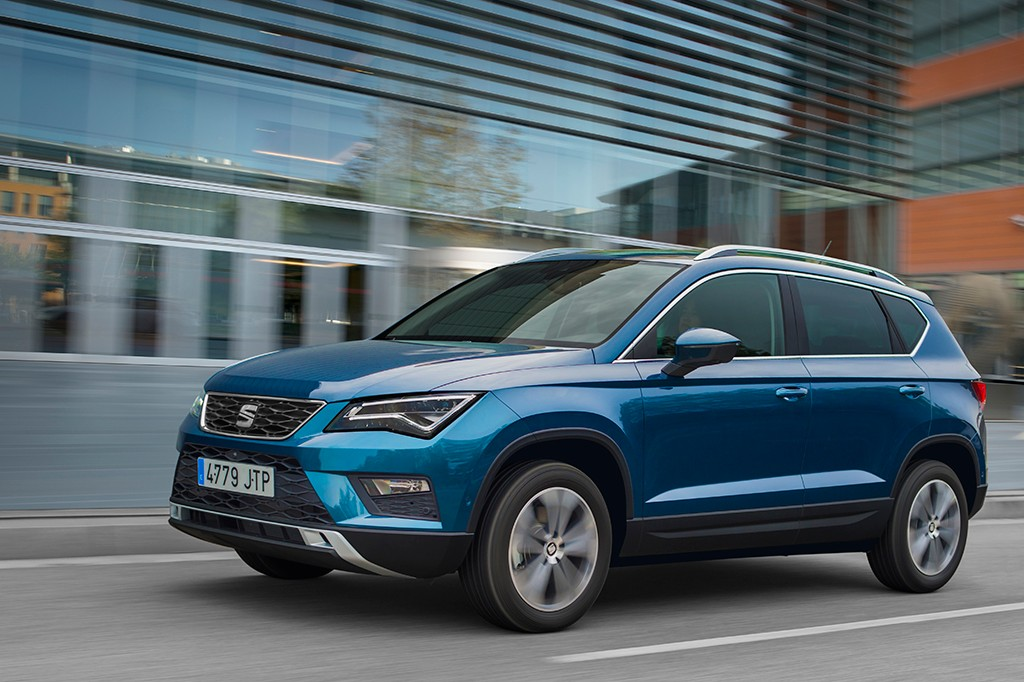 el seat ateca recibe un 1 0 tsi y 1 6 tdi de 115 cv los m s accesibles y econ micos. Black Bedroom Furniture Sets. Home Design Ideas