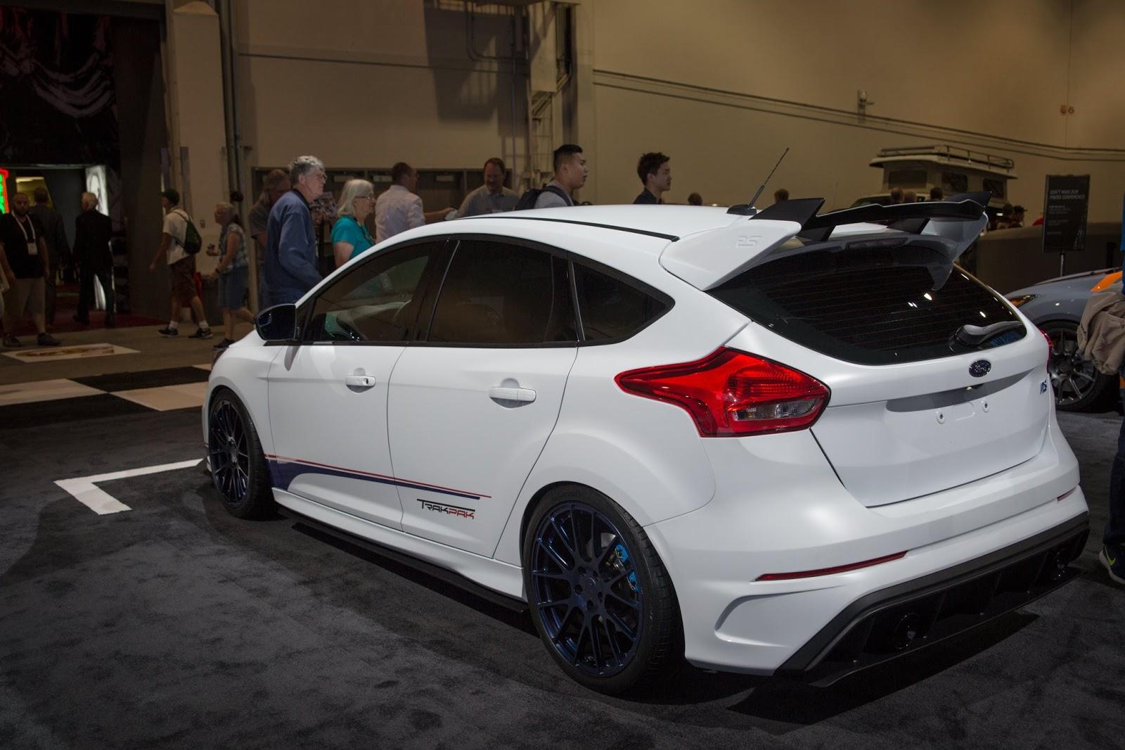 Ford Focus RS Roush Performance con 500 CV: Comienzan a llegar las preparaciones más extremas 2