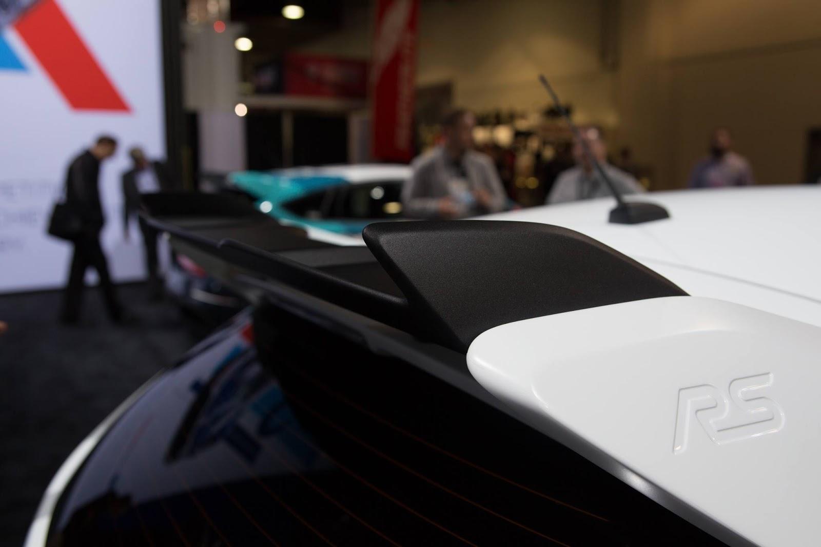 Ford Focus RS Roush Performance con 500 CV: Comienzan a llegar las preparaciones más extremas 4